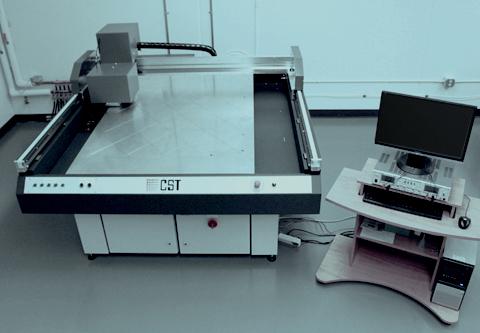 DTX Jet CST w/Computer