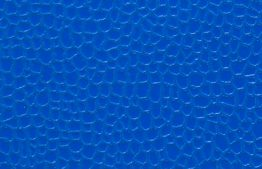 Textured Automotive Part Blue Closeup